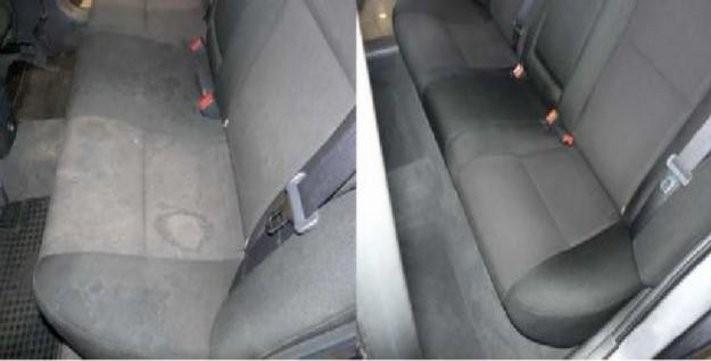 Как почистить сиденья авто в домашних условиях